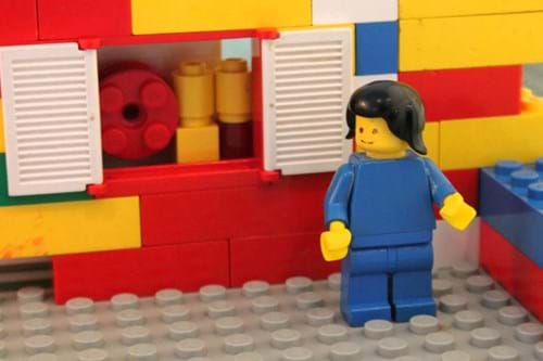 VIC: Lean 101.  Introduction to Lean Thinking Using Lego