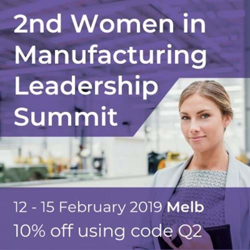 VIC - Women in Manufacturing Leadership Summit
